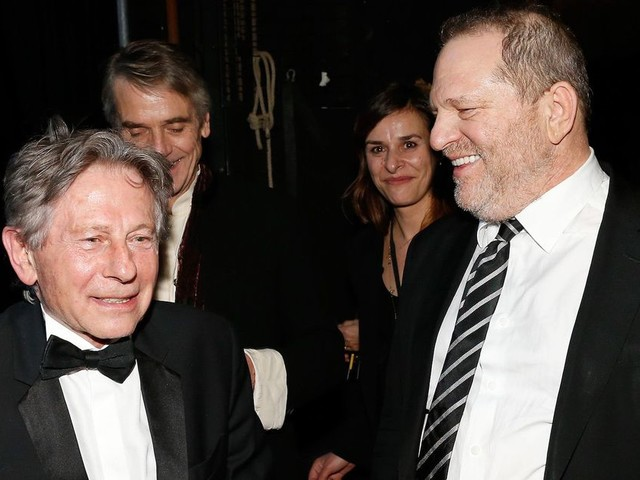 The Academy has expelled Harvey Weinstein. That's a start.