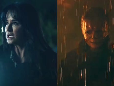 Kyle Richards Leads Fierce Face-Off With Michael Myers In Final 'Halloween Kills' Trailer — Watch