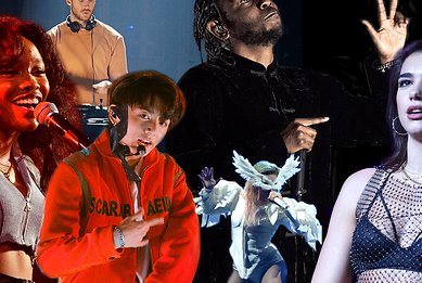 The 20 Best Songs of 2017