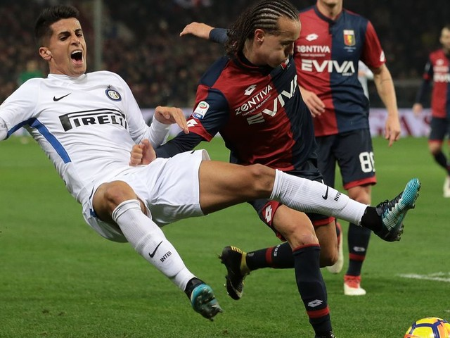Inter Milan drop 2-0 decision at Genoa