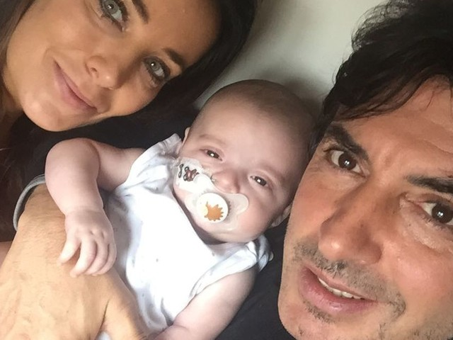 Chef Jean-Christophe Novelli says Christmas will be 'the best' after baby son beats cancer