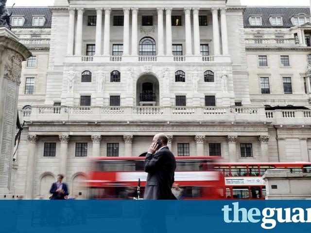Bank of England warns a consumer debt crisis could cost banks £30bn