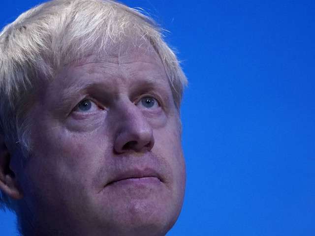 Boris Johnson faces questions of character