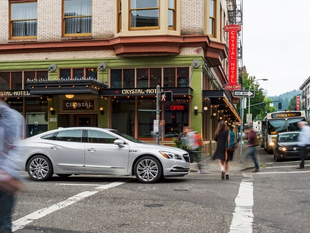 There's Enough Buick LaCrosse Inventory in America to Last Until the 2018 July 4th Holiday