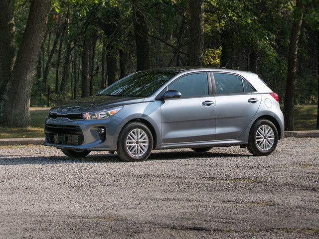 2018 Kia Rio Hatchback Automatic Tested: A Surprising Sophisticate