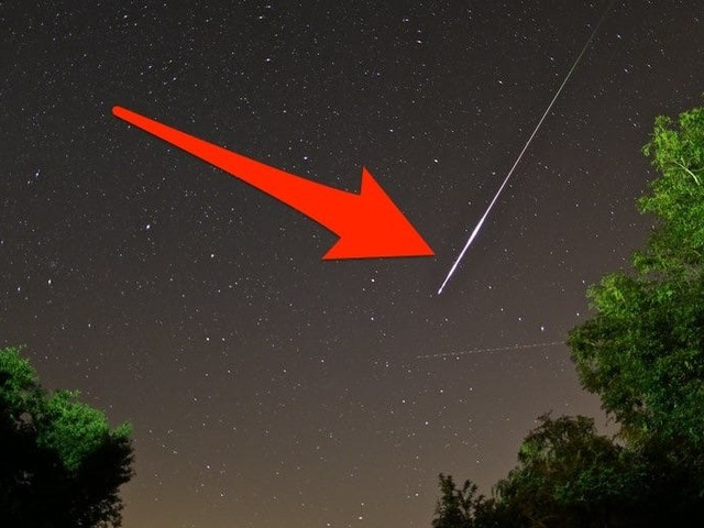 The Perseid meteor shower, which NASA says is the best of the year, peaks on Tuesday. Here's how to catch it in the night sky.