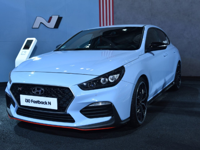 Souped-up Hyundai i30 N Fastback on the cards for India launch