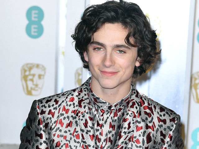 'Dune' Reboot With Timothee Chalamet Sets Fall 2020 Release