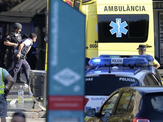 Barcelona Van Attack: 13 Dead, 50 Injured As Vehicle Strikes Las Ramblas