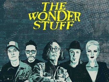 Presale: The Wonder Stuff - get tickets 24 hours early