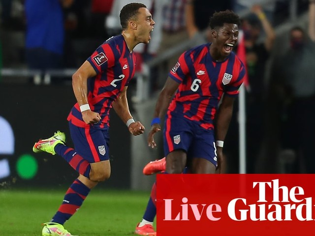 USA v Costa Rica: 2022 World Cup qualifier – live!