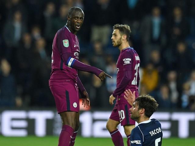 Man City coach Pep Guardiola confirms Yaya Toure plans for the season