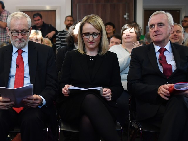 Instant Opinion: Rebecca Long-Bailey sacking shows 'weakness of the Corbynites'