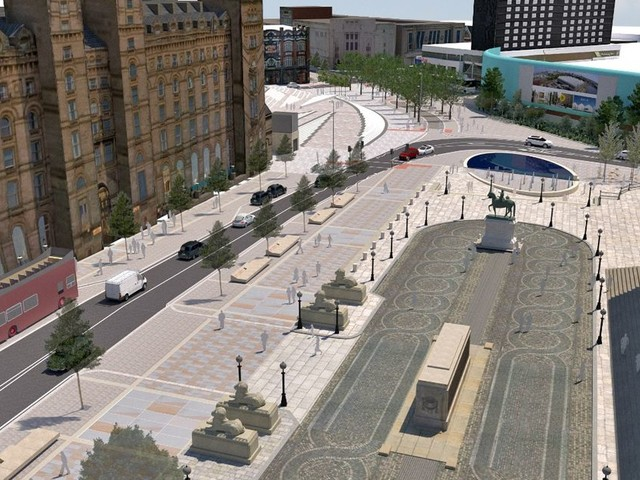 People have noticed one MAJOR thing missing from council's Lime Street transformation plans