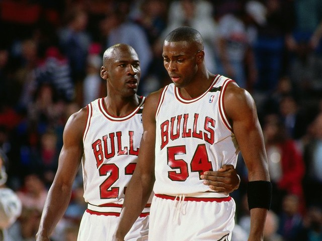 Horace Grant's hatred of 'The Last Dance' isn't his first beef with MJ