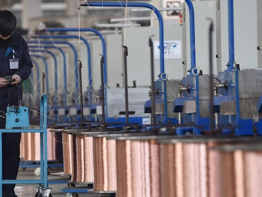 Copper tumbles 5% to a 7-week low amid concerns that China will release its stockpiles