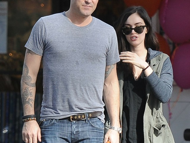 Brian Austin Green: 18-year-old Megan Fox was 'really persistent' about dating me