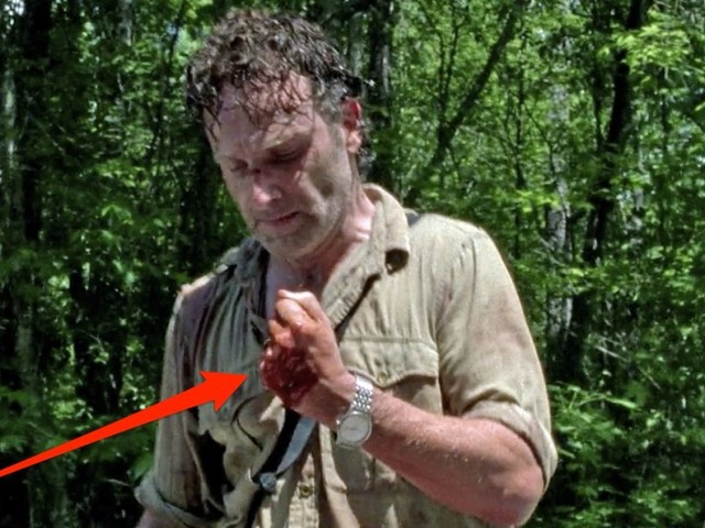 'The Walking Dead' actor has been asking the show to do one of the biggest moments from the comics
