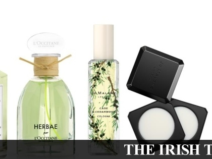 Six gorgeous perfumes with the scent of spring