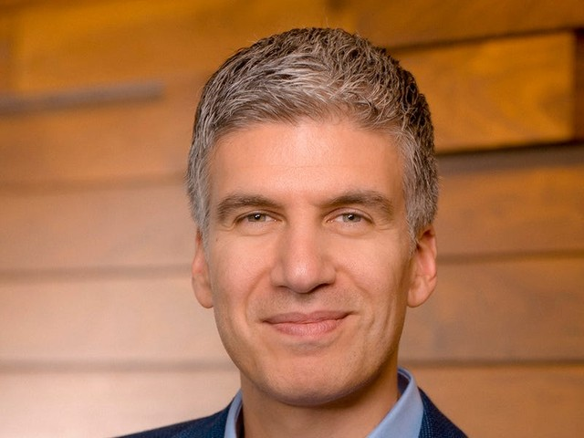 The CEO of Juniper Networks joined up in 'a leap of faith' during the dot-com boom — here's how he plans to lead it through the era of cloud computing and tougher competition with Cisco (JNPR, CSCO)
