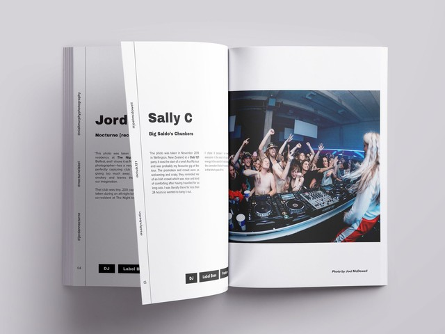 This new photo book shares dancefloor memories from some of your favourite artists