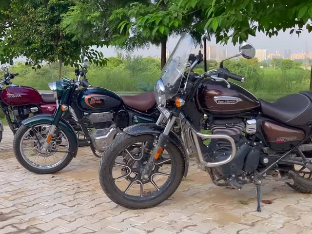350cc Bike Sales In August 2021 – Classic, Meteor, Bullet, Electra, H'ness