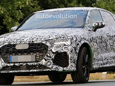 Audi RS Q3 Sportback Spyshots Reveal Baby Lamborghini Urus Look