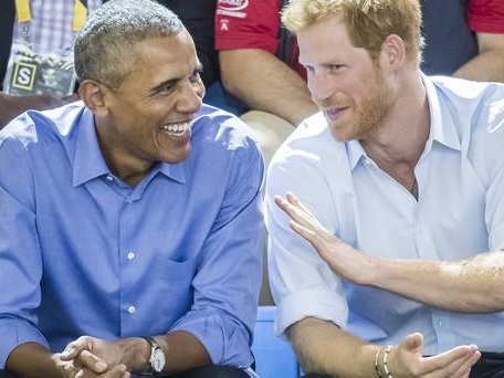 Prince Harry to attend first summit of Barack Obama's foundation