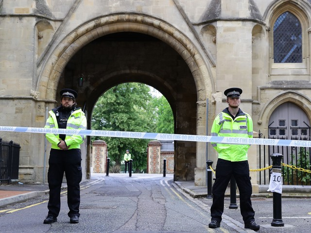 Reading terror attack: what we know so far