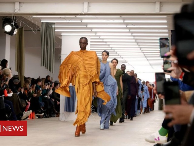 Global fashion industry facing a 'nightmare'