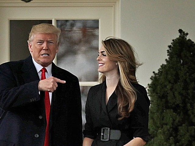 Trump's former communications director Hope Hicks will cooperate with House Democrats' investigation into the president