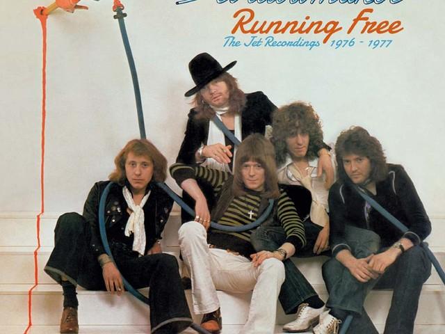 Widowmaker – Running Free: The Jet Recordings 1976-1977 – Album Review