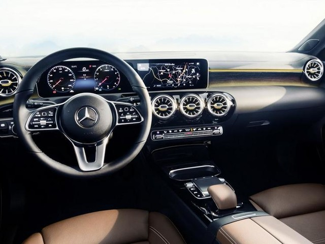 2018 Mercedes A Class interior revealed – Inspired from S Class