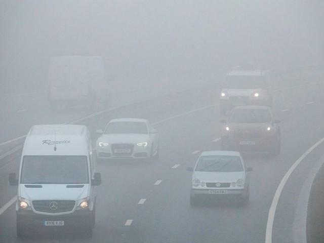 UK weather forecast: Met Office issues fog warning ahead of three-week heatwave
