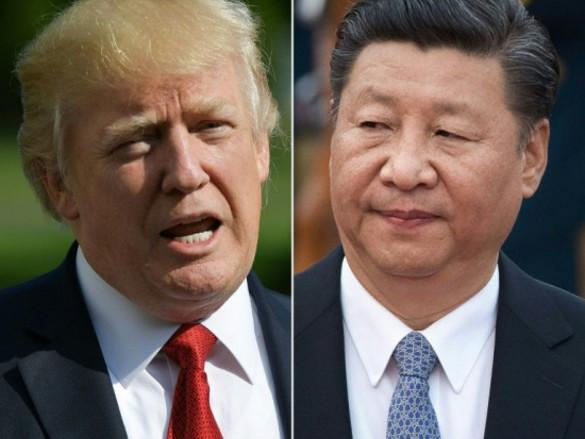 Trump warns China Japan could take action on N. Korea