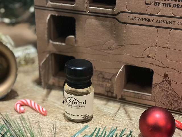 Whisky Advent 2017 Day #13: The Big Strand