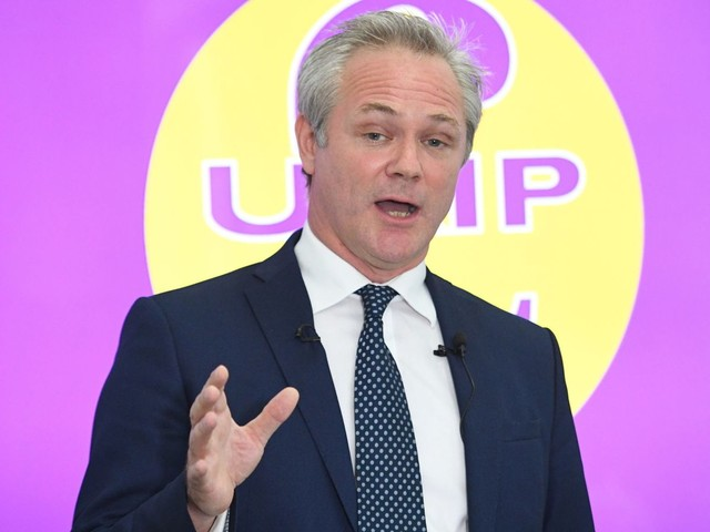 New UKIP leader: Media controlled by 'traitor class'