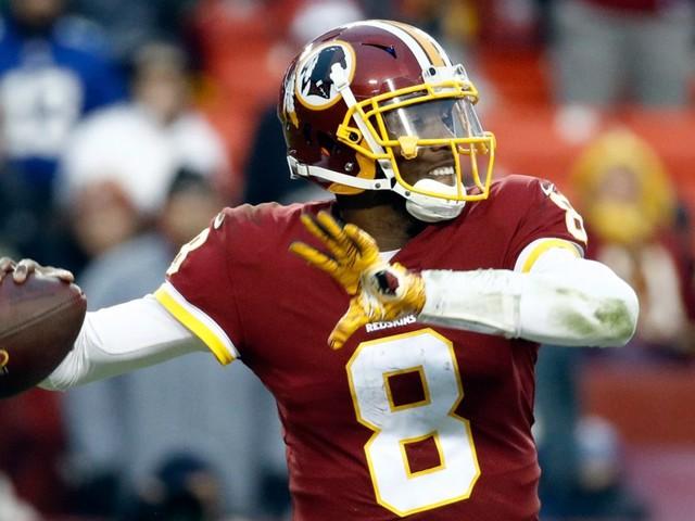 Washington backup quarterback Josh Johnson played Madden to learn his new teammates' names and won the starting job just days later