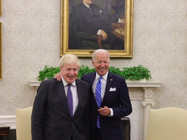 Boris Johnson should 'boost it like Biden' & invest in the UK's unbalanced economy