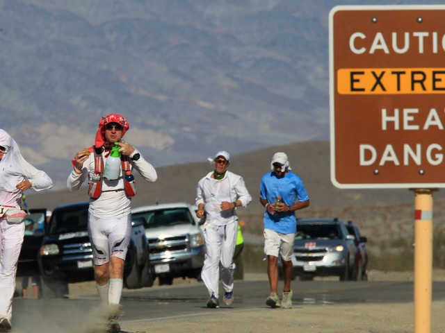 These women just ran 135 miles through Death Valley in the 'world's toughest foot race,' with no sleep for 33 hours. They say they'd do it again.