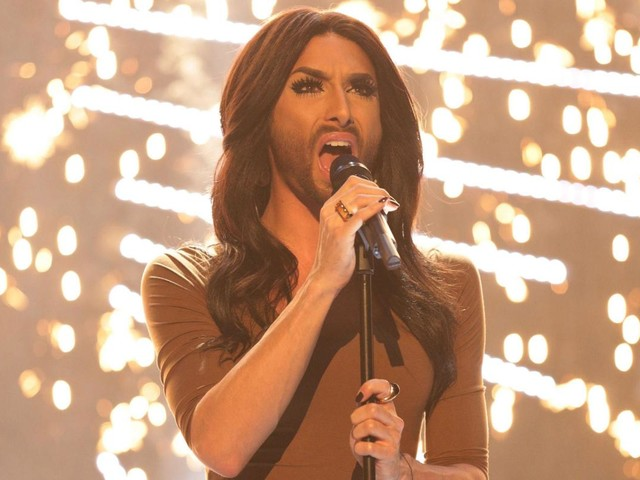 Who is Conchita Wurst, when did the bearded pop star win Eurovision, is she married and what is the HIV positive blackmail plot about?