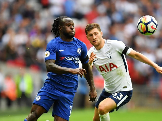 Moses learned from FA Cup red card, ready for Zappacosta challenge, Champions League football