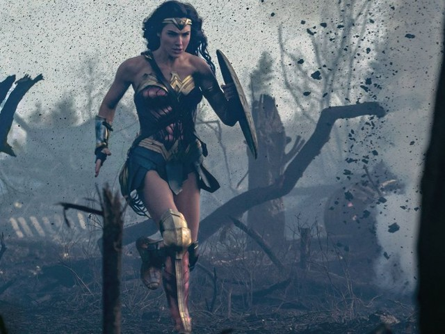 Warner Bros.' finally, formally, officially, 100%-for-sure announces the 'Wonder Woman' sequel