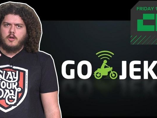 Crunch Report | Go-Jek Buys Three Startups