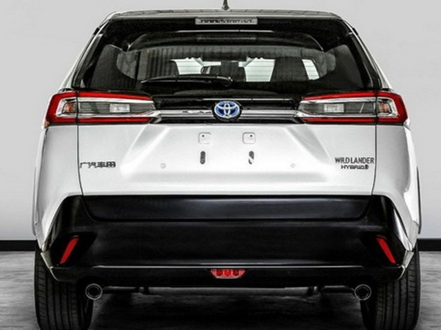 Toyota Wildlander SUV Based On RAV4 Set To Be Launched Soon