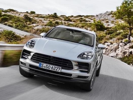 New Porsche Macan S launched