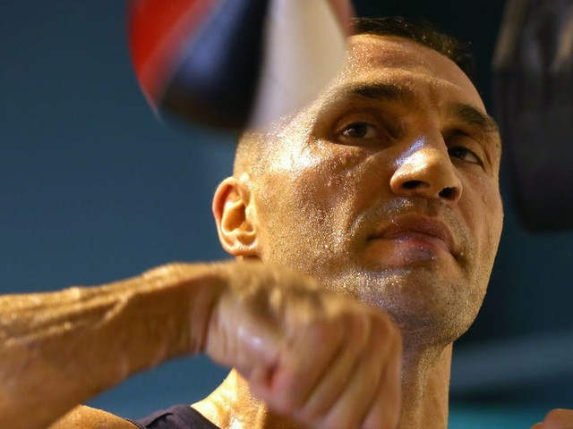 Wladimir Klitschko is plotting a spectacular boxing comeback, and he wants to break an old heavyweight record