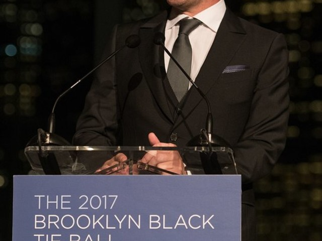 Jon Hamm Hosts Star-Studded Brooklyn Bridge Park Conservancy Black Tie Ball