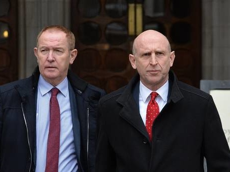 Ukip faces costs bill over MEP defamation case linked to Rotherham scandal