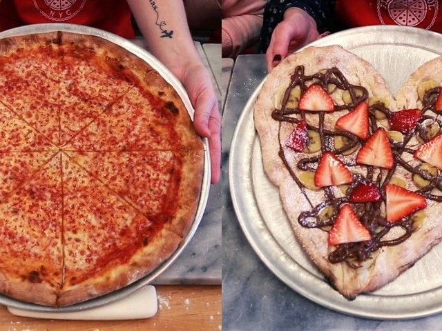 We went to Pizza School in NYC to learn how to make the best pies — here's what we learned